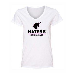 Women's HATERS Short Sleeve T-Shirt